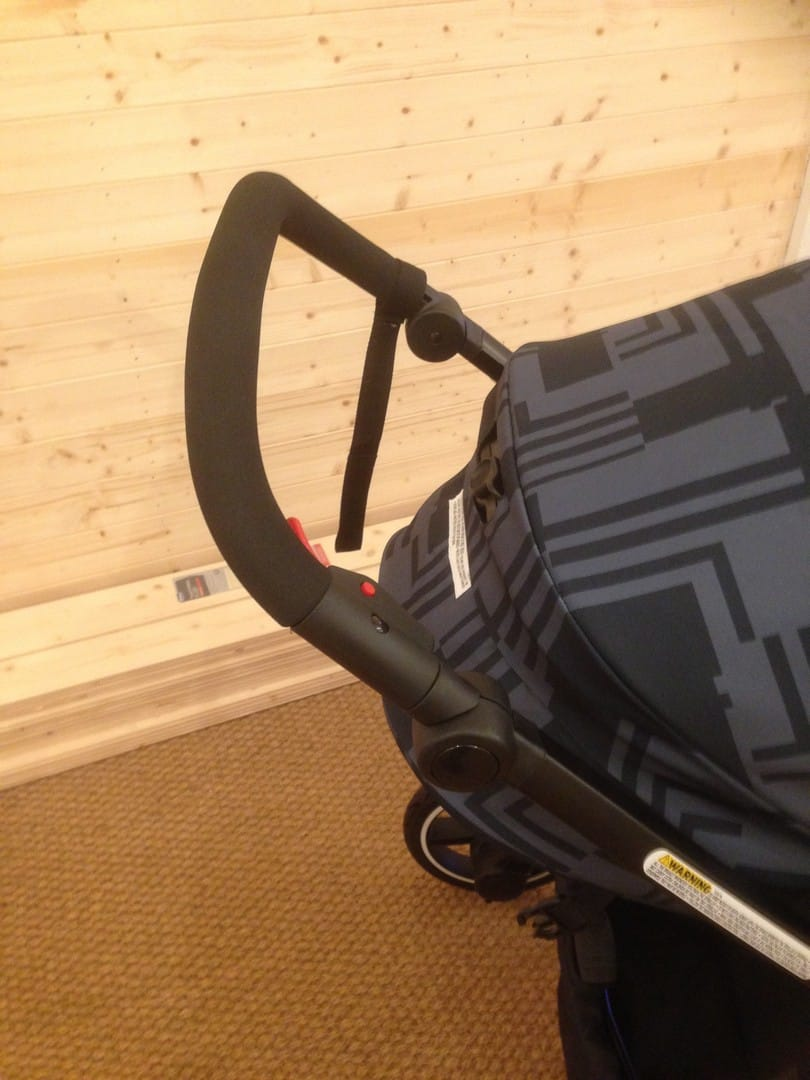 Phil & Teds Mod Pushchair - Height adjustable handle