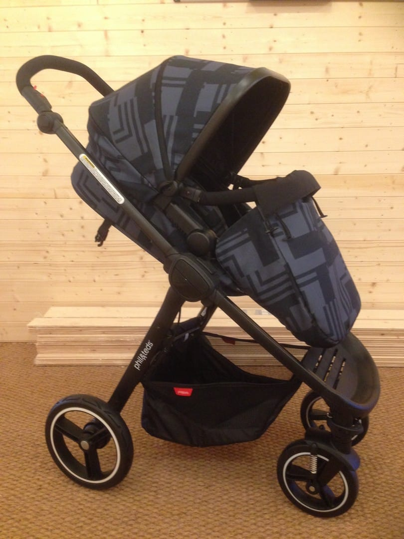 Phil Teds Mod Pushchair Review Buggybaby