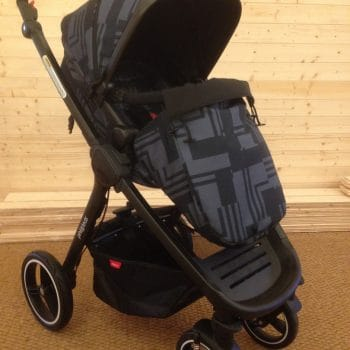 Phil & Teds Mod Pushchair