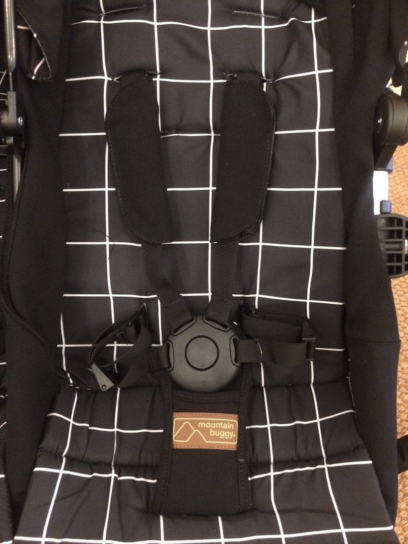 Mountain Buggy Duet V3.0 Pushchair - Harness