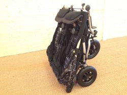 Mountain Buggy Duet V3.0 Pushchair in Grid – Standing Fold