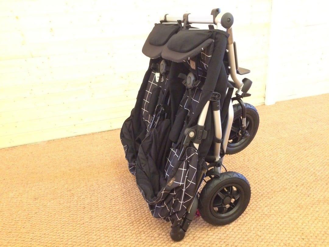 Mountain Buggy Duet V3.0 Pushchair – Standing Fold