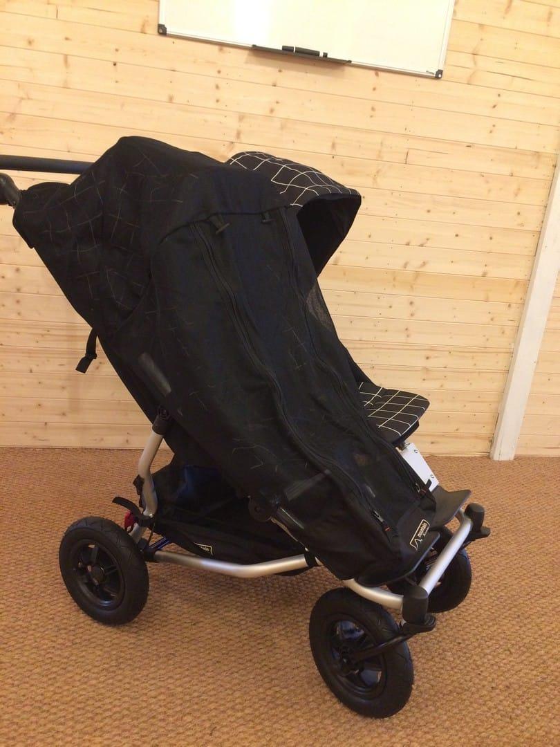 Mountain Buggy Duet Single Sun Cover v3.0
