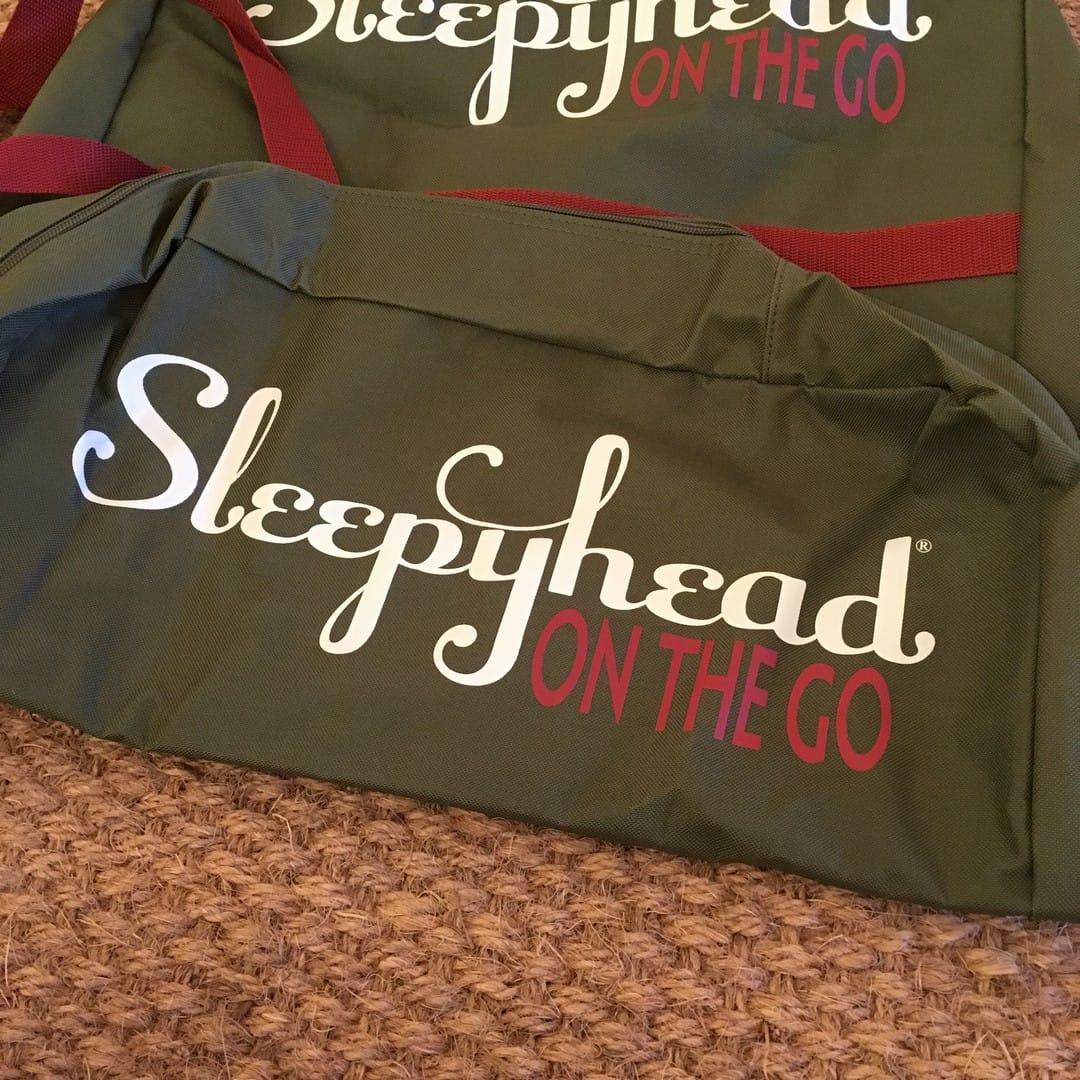 Sleepyhead DeluxeTransport Bag - Unfolded
