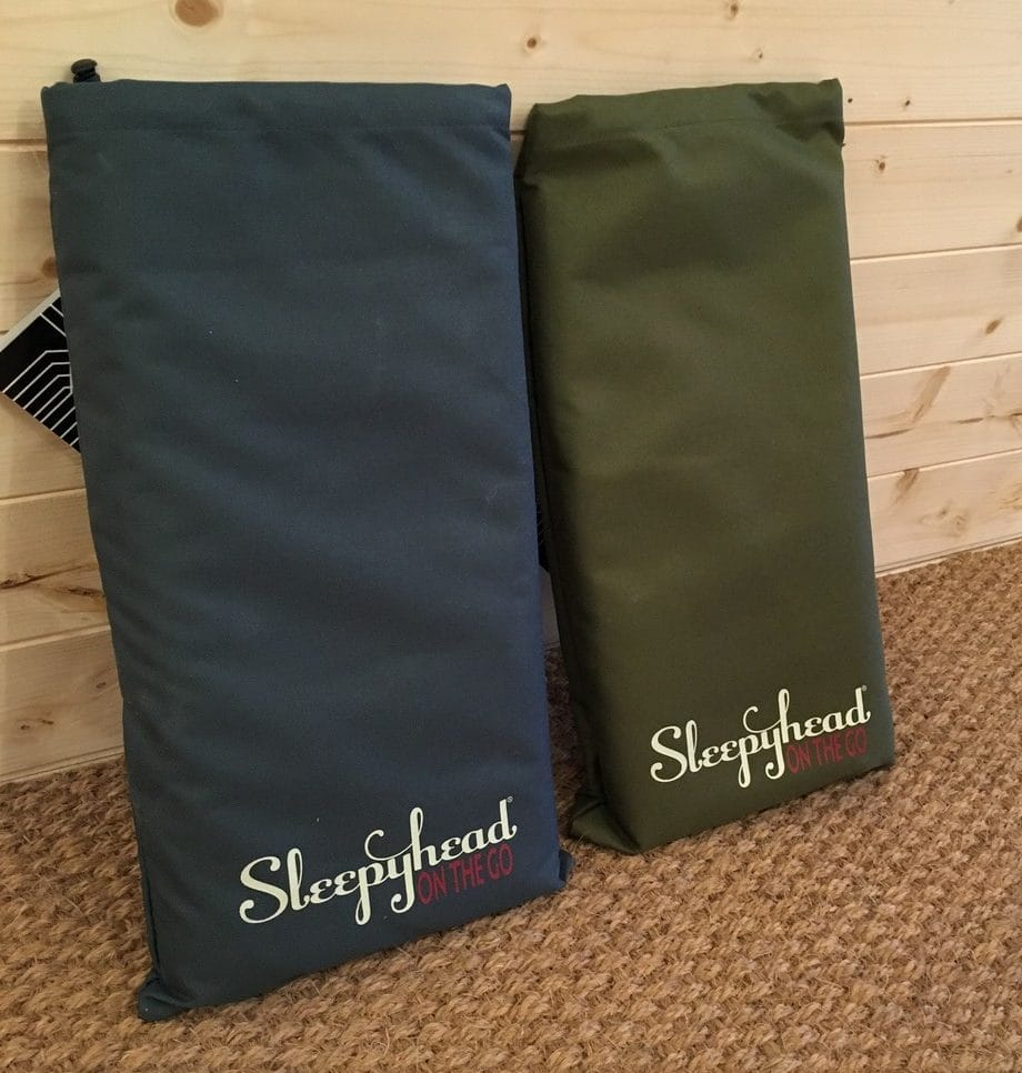 Sleepyhead Deluxe and Grand Transport Bags