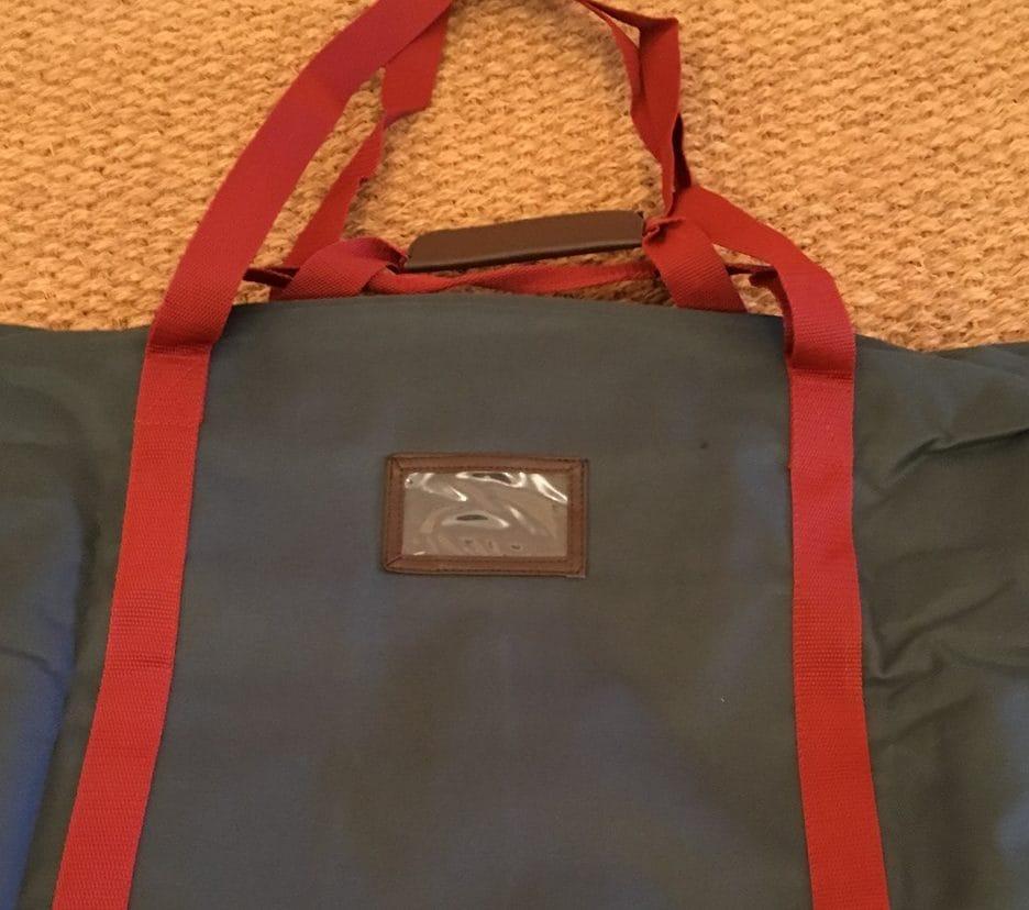 Sleepyhead Grand Transport Bag - Luggage Tag