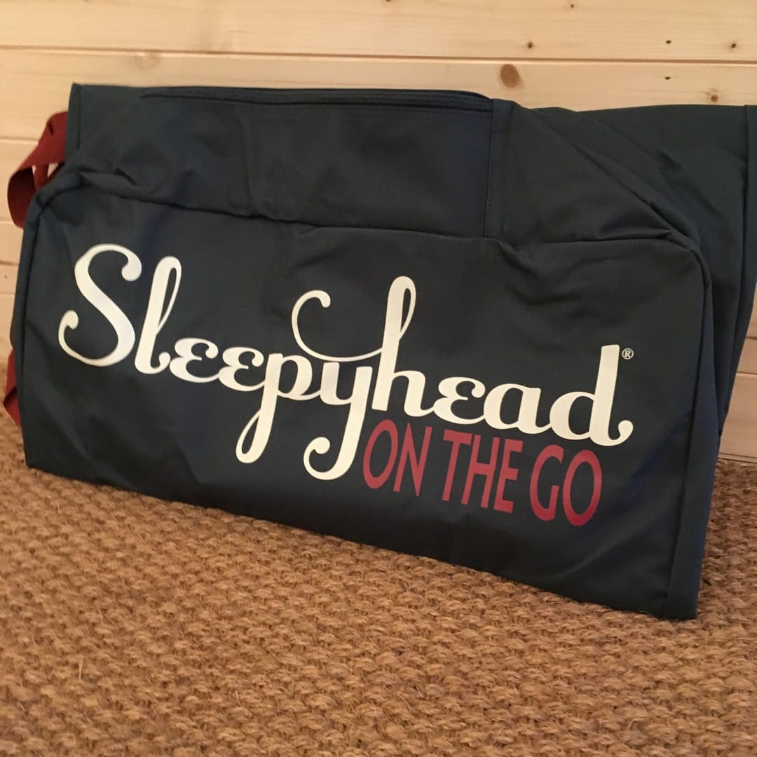 Sleepyhead Grand Transport Bag - Unfolded