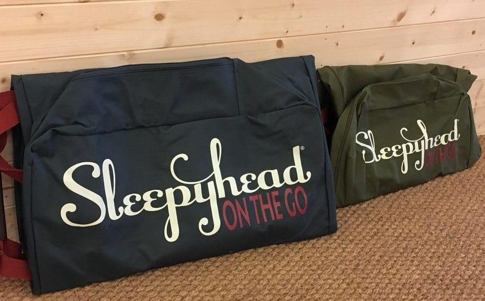 Sleepyhead Deluxe and Grand Travel Bags