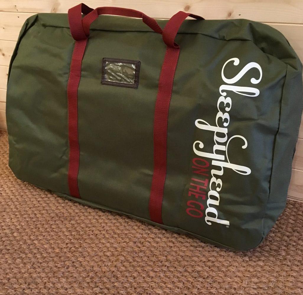 Sleepyhead Deluxe Transport Bag - with Deluxe Pod inside