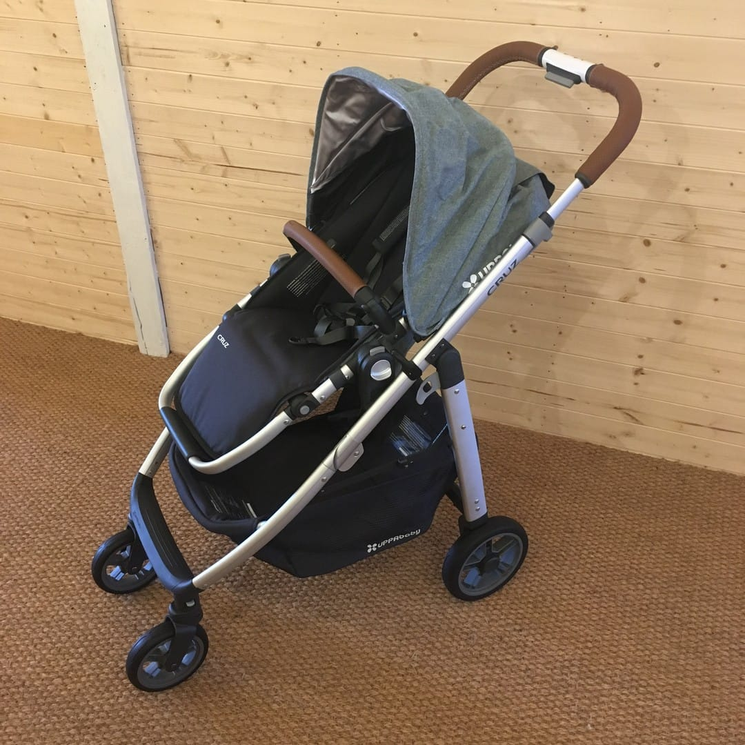 UPPAbaby Cruz 2017 Pushchair