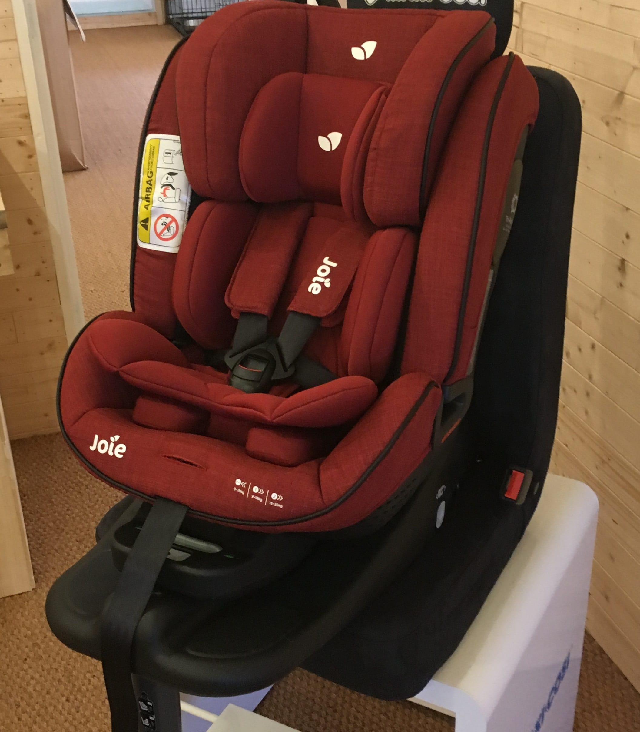 Included Infant Insert