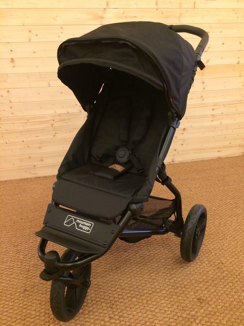 The Mountain Buggy Mini Pushchair