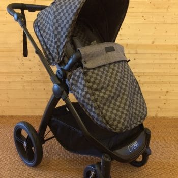 Mountain Buggy Cosmopolitan Luxury Pushchair