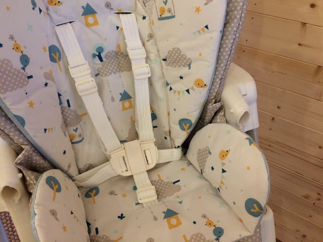 Joie Mimzy LX Highchair Harness