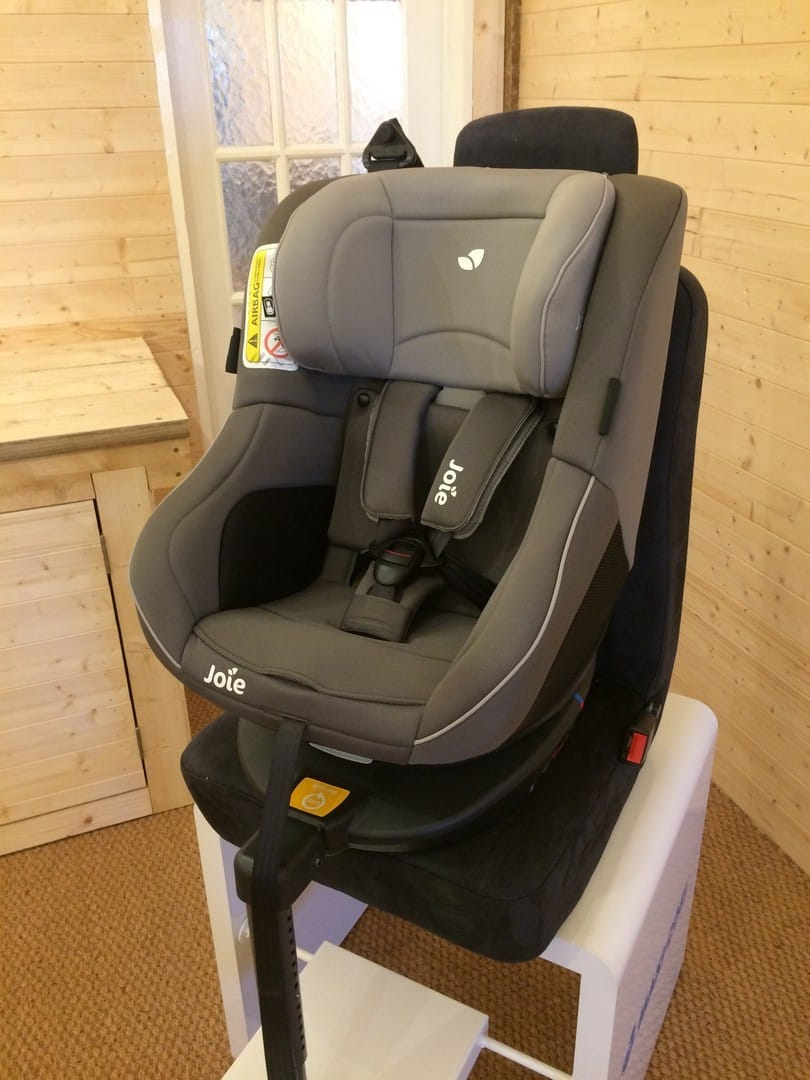 Joie Spin 360 0+/1 Car Seat Review | BuggyBaby