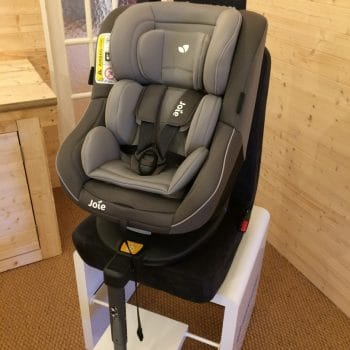 The Joie Spin 360 0+/1 Car Seat