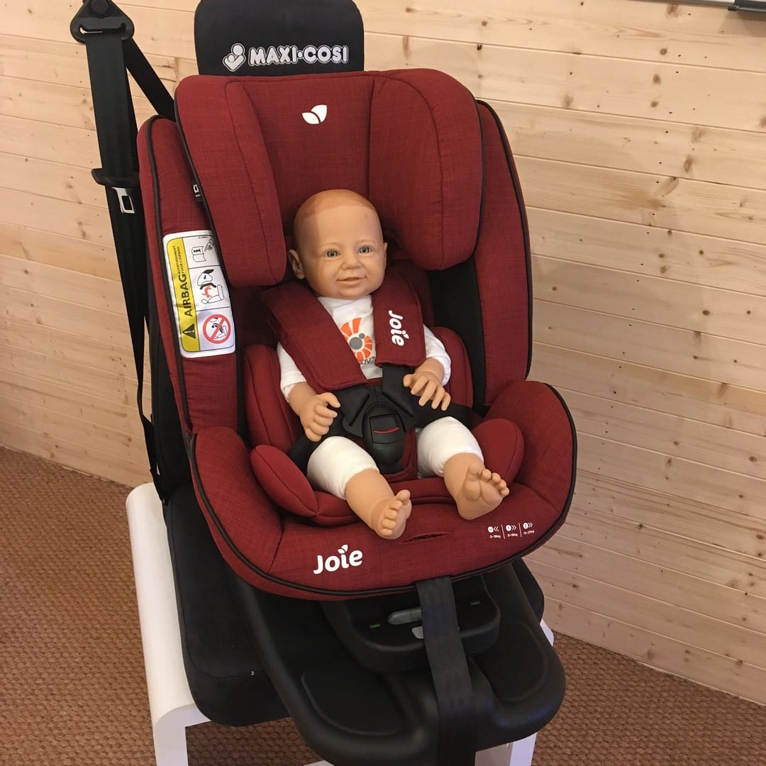 Joie Stages ISOfix 0+/1/2 Car Seat