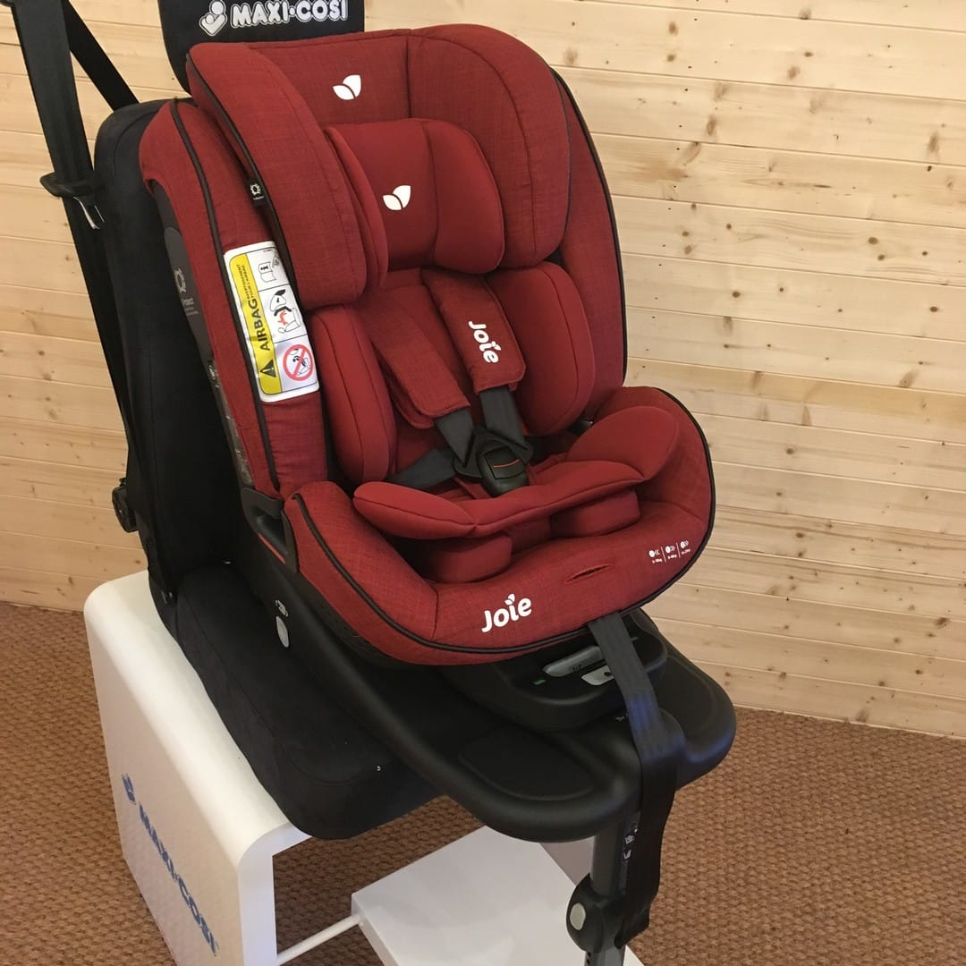 Joie Stages ISOfix 0+/1/2 Car Seat Forward facing