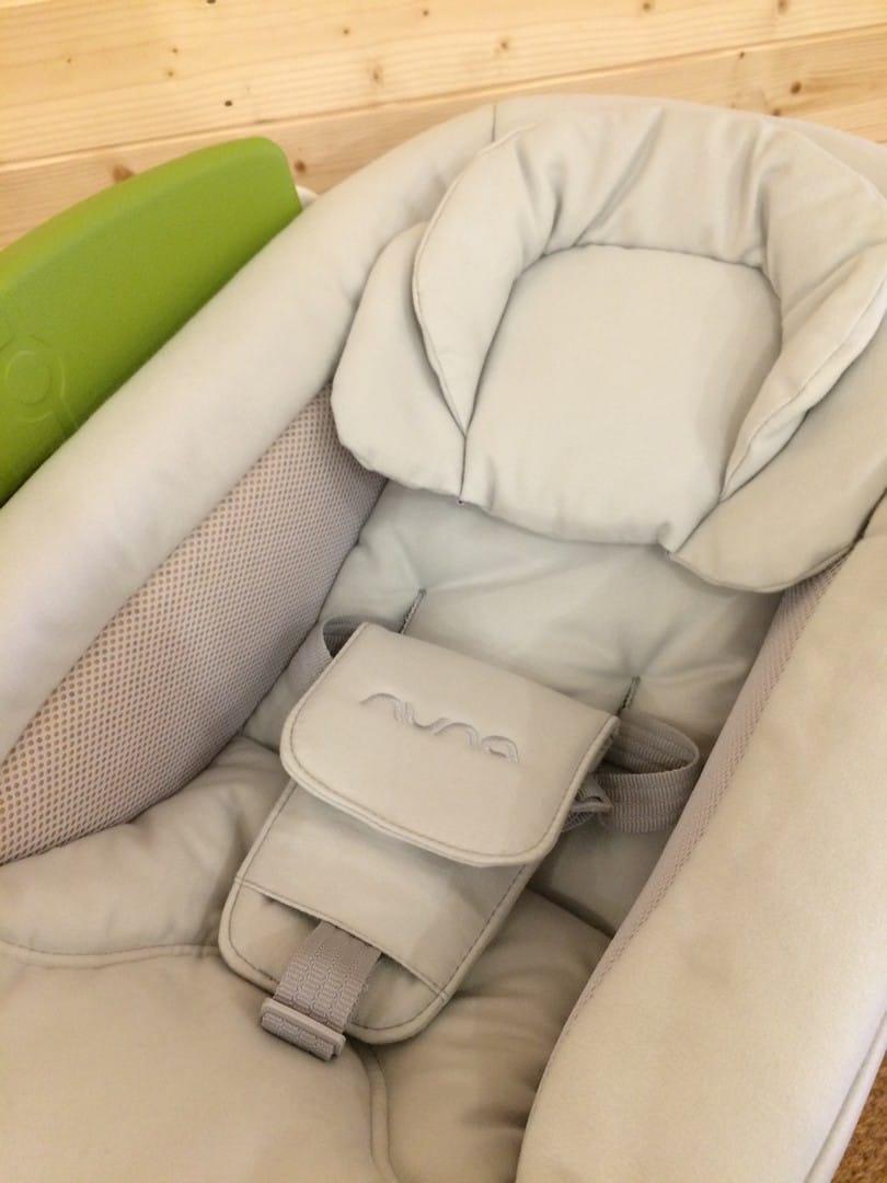 Nuna Zazz Newborn Seat