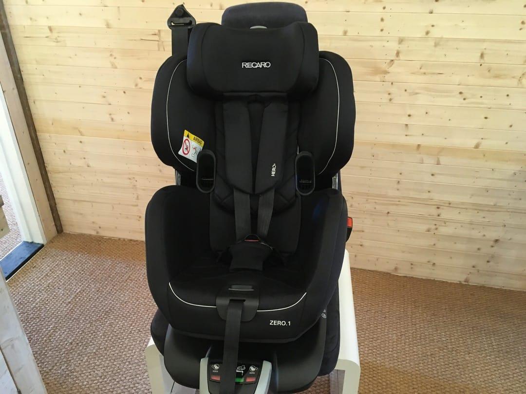 Recaro Zero 1 Elite Car Seat Review Buggybaby