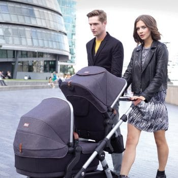 Silver Cross Wave Tandem Pushchair