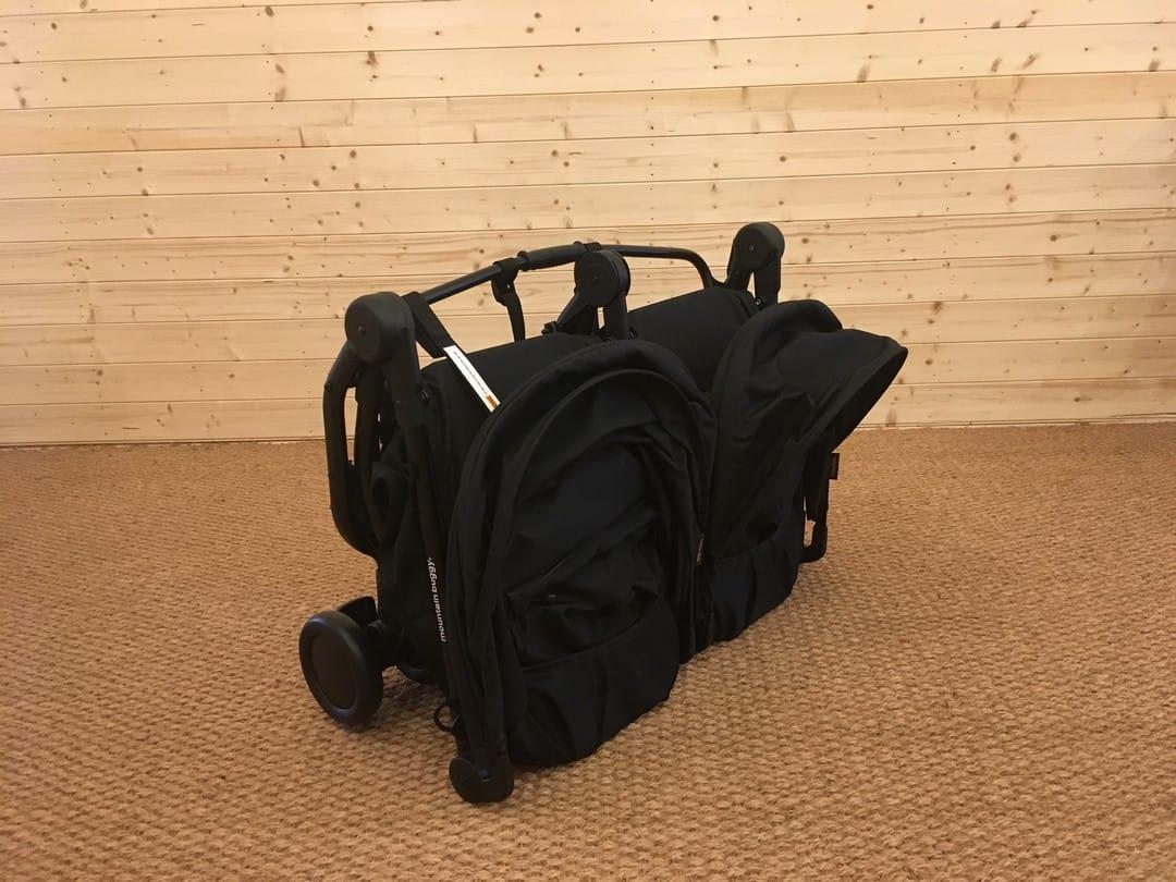 Mountain Buggy Nano Duo Pushchair