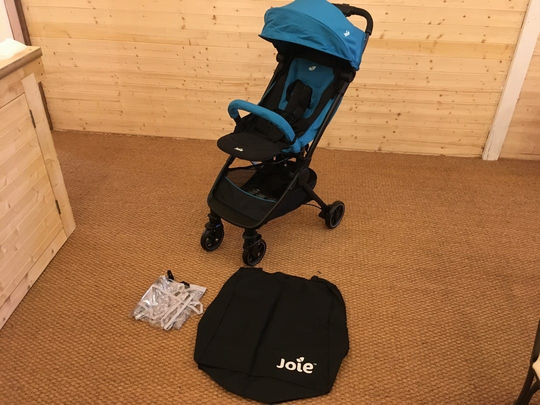 Joie Pact Lite Pushchair