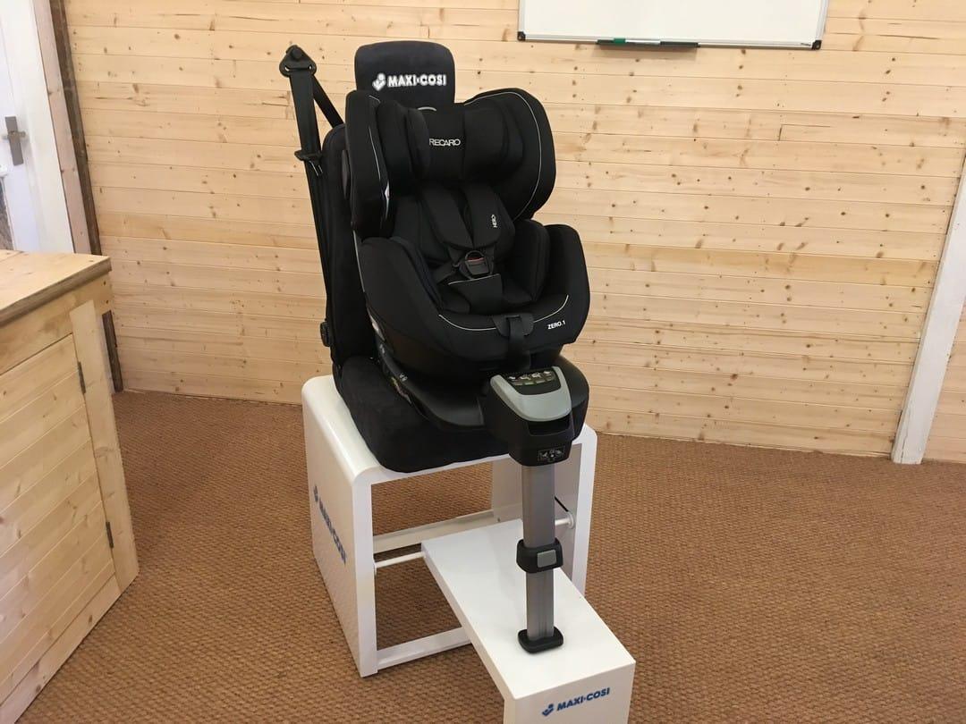 Recaro Zero.1 i-Size Car Seat