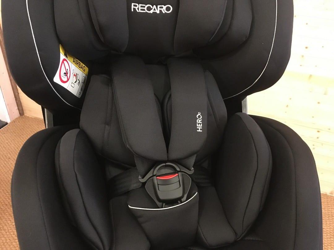 recaro zero 1 i size car seat review buggybaby. Black Bedroom Furniture Sets. Home Design Ideas