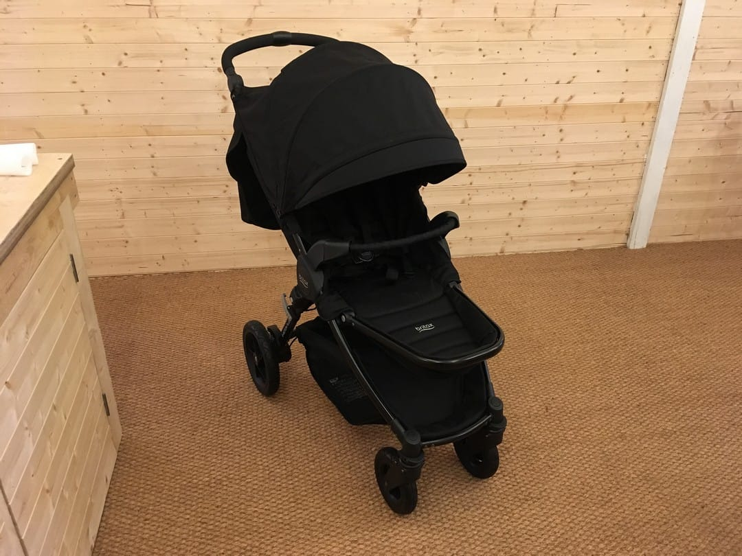 Britax B-Motion 4 Plus Pushchair