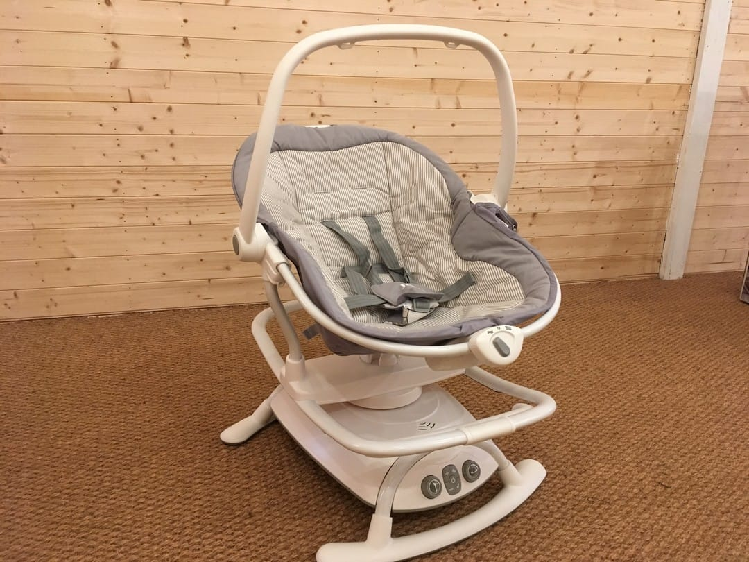 Joie Sansa 2 in 1 Swing and Rocker