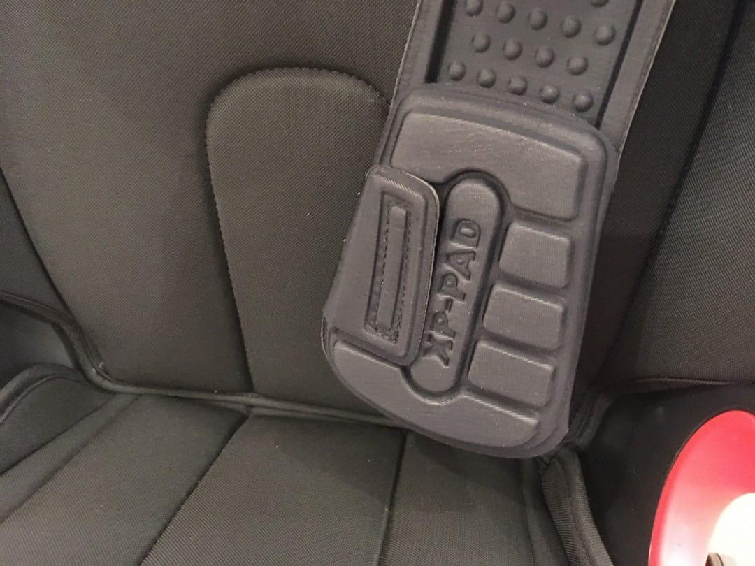 Britax Kidfix XP SICT Car Seat - Black Series