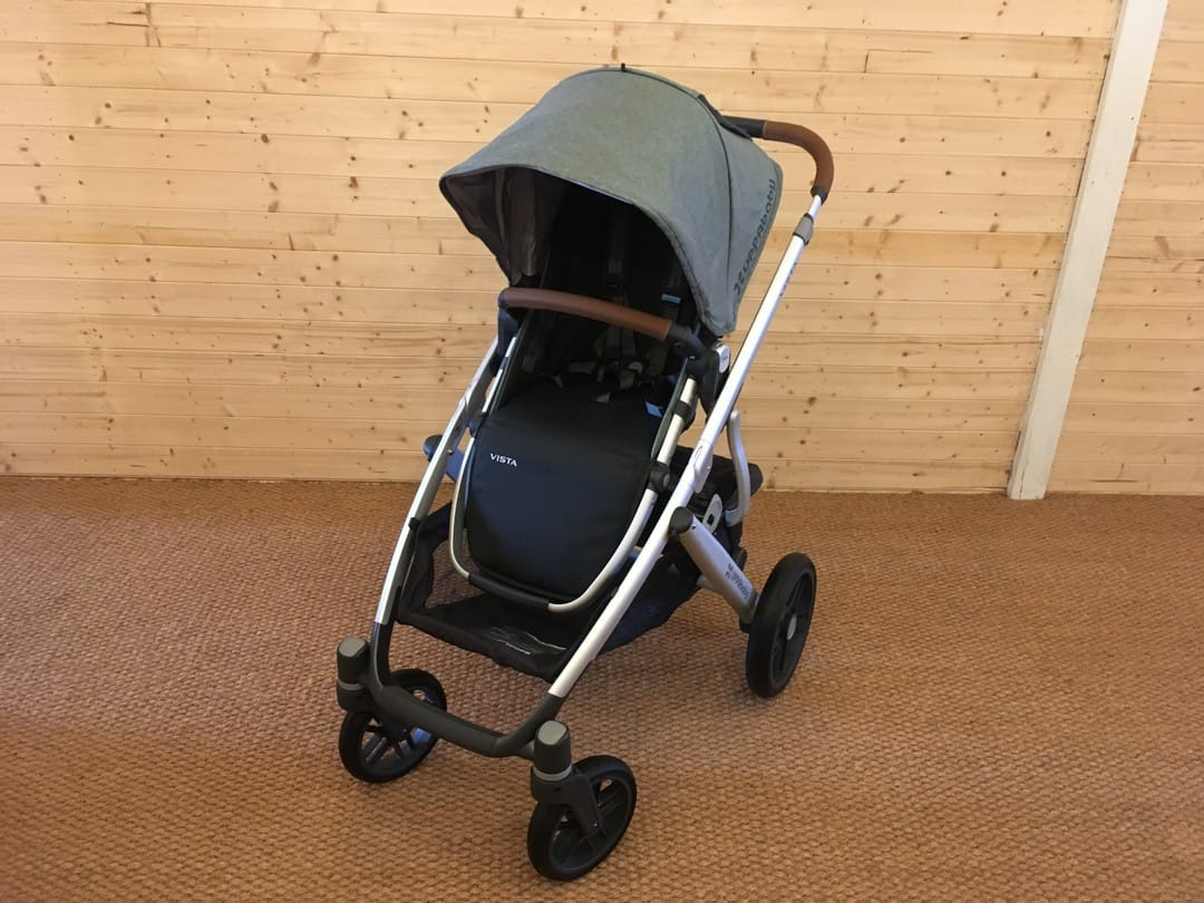 UPPAbaby Vista Pram 2018 Pushchair and Carrycot