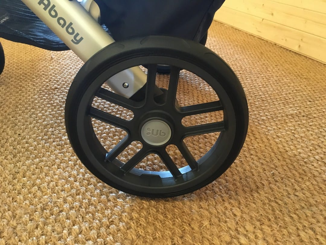 UPPAbaby Vista Rear Wheels