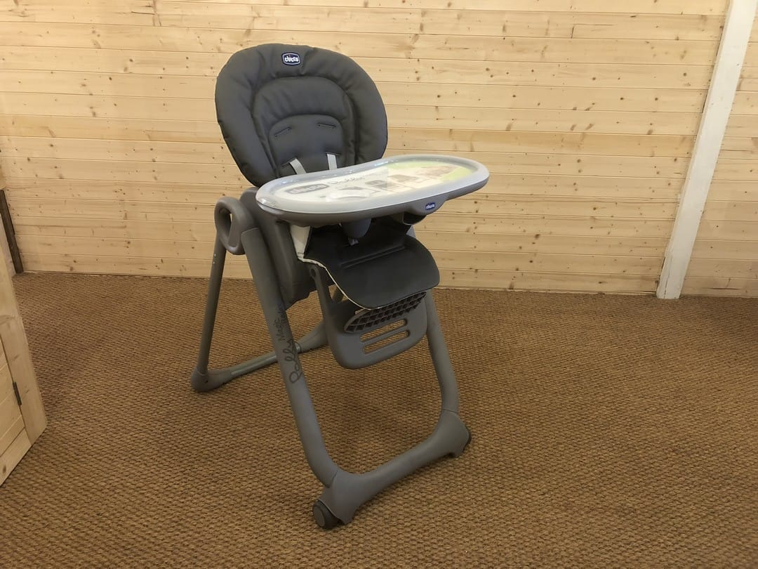 Chicco Polly Magic Relax Highchair Review Buggybaby