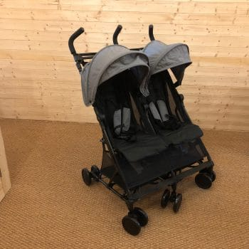 Britax Holiday Double Pushchair