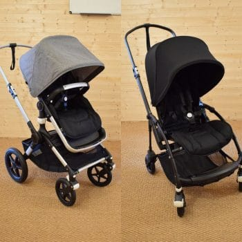 Bugaboo Bee 5 vs Fox