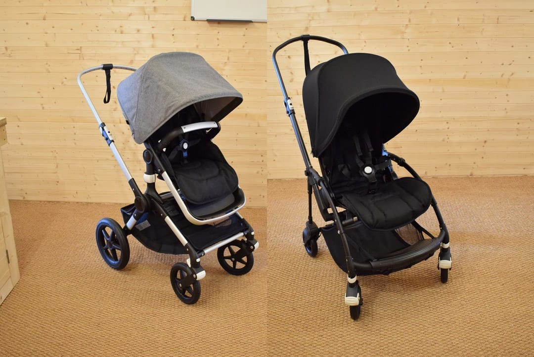 Bugaboo Bee 5 Vs Fox Buggybaby