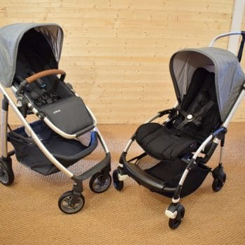 UPPAbaby Cruz and Bugaboo Bee 5