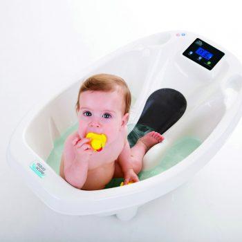 Aqua Scale Baby Bath