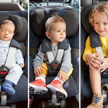 Britax Dualfix Car Seats