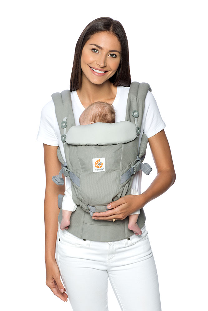 Ergobaby Adapt Cool Air Mesh Baby Carrier Baby Carrier