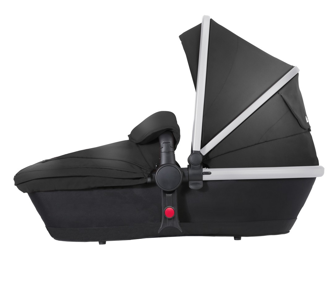 Surf 3 black carrycot