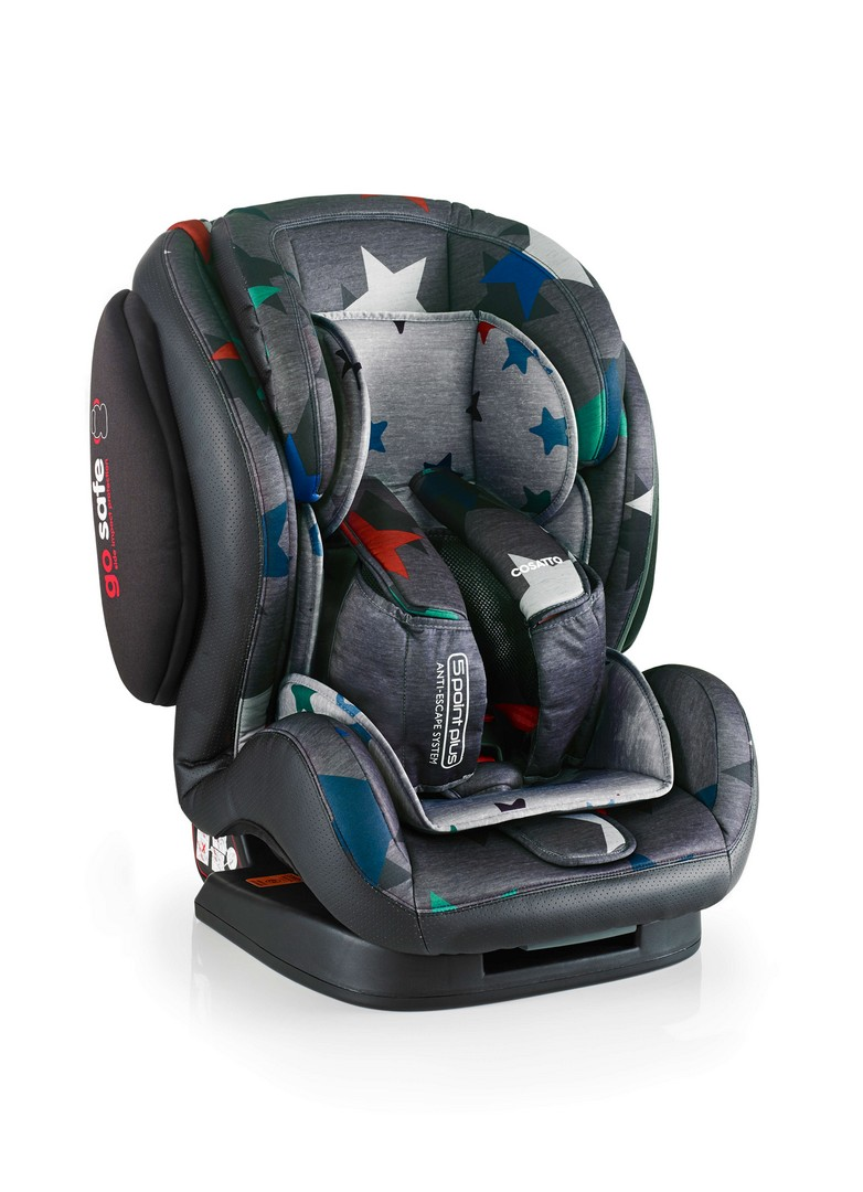 Cosatto Hug 123 5 point plus car seat