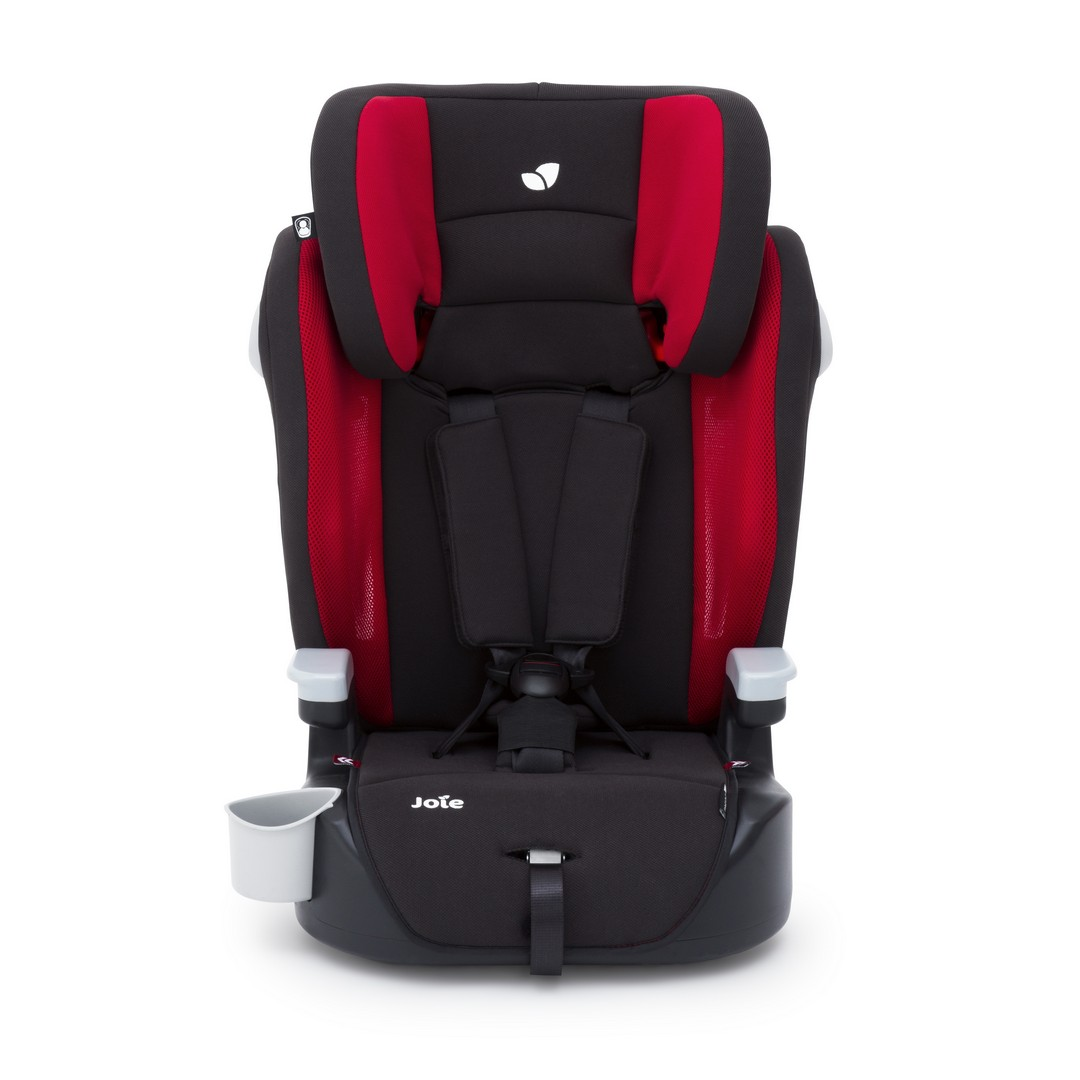 Joie Every Stage 123 Car Seat - Cherry