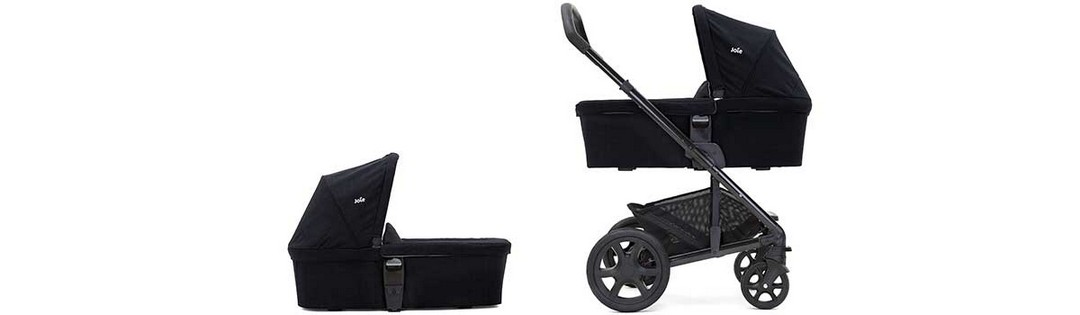 Joie Chrome Carrycot