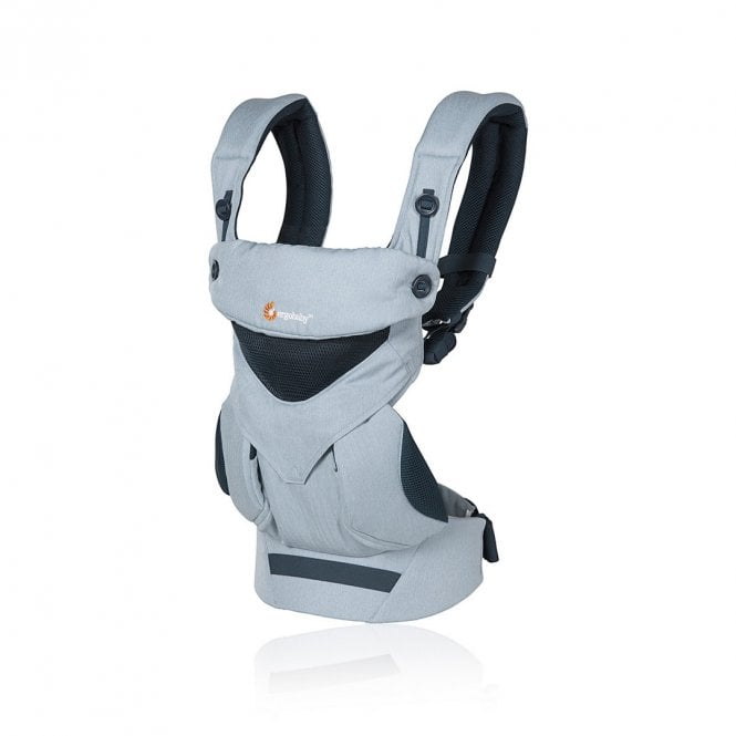 360 Four Position Baby Carrier - Cool Air Mesh - Chambray