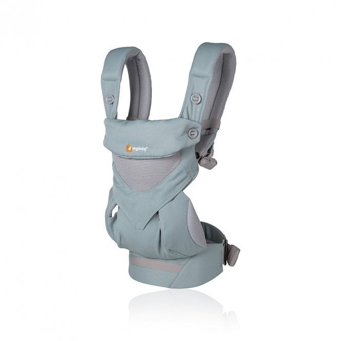 360 Four Position Baby Carrier - Cool Air Mesh - Sea Mist