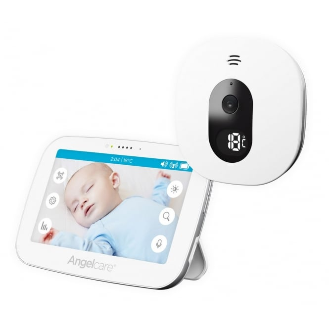 AC510 Digital Video and Sound Baby Monitor 5