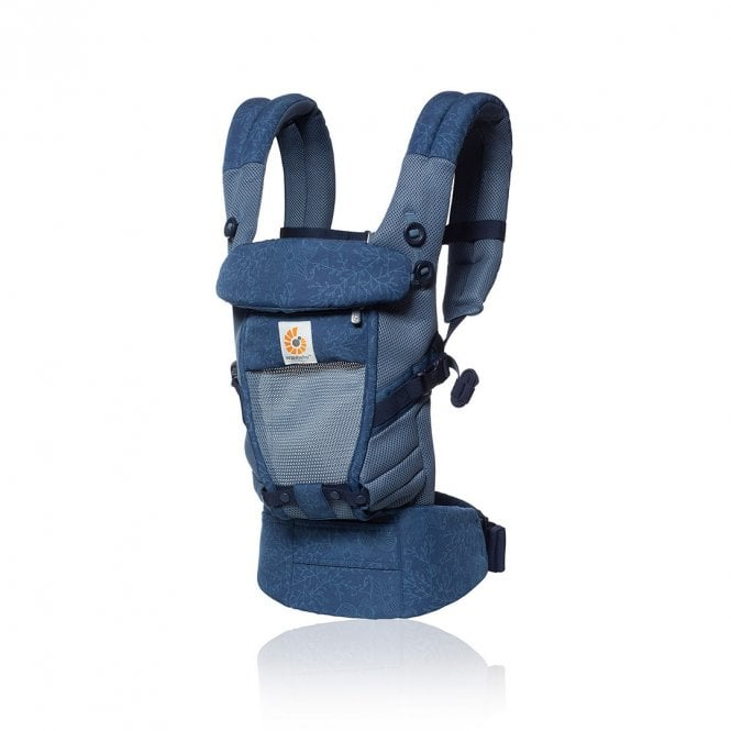 Adapt Cool Air Mesh Baby Carrier - Blue Blooms